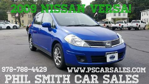 2009 Nissan Versa for sale in North Chelmsford, MA