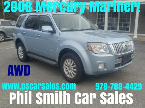 2008 Mercury Mariner for sale in North Chelmsford, MA