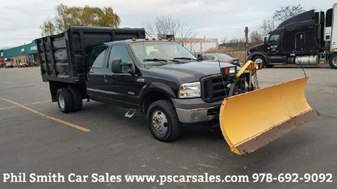 2006 Ford F-350 Super Duty for sale in North Chelmsford, MA