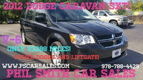 2012 Dodge Grand Caravan for sale in North Chelmsford, MA
