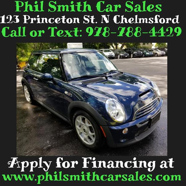 2006 MINI Cooper For Sale At Phil Smith Car Sales PS In North