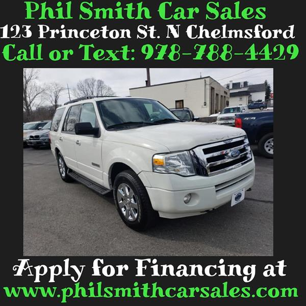 Ford Expedition 2008 For Sale: Phil Smith Car Sales / PS Car Sales