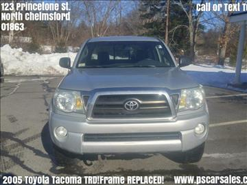 2005 Toyota Tacoma for sale in North Chelmsford, MA