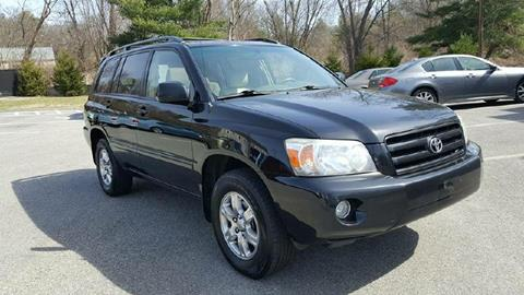 2007 Toyota Highlander for sale in North Chelmsford, MA