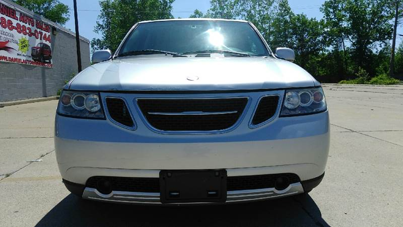 2009 Saab 9-7x car for sale in Detroit