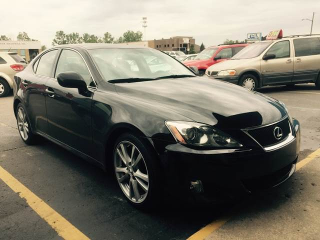 2007 Lexus Is 250 car for sale in Detroit