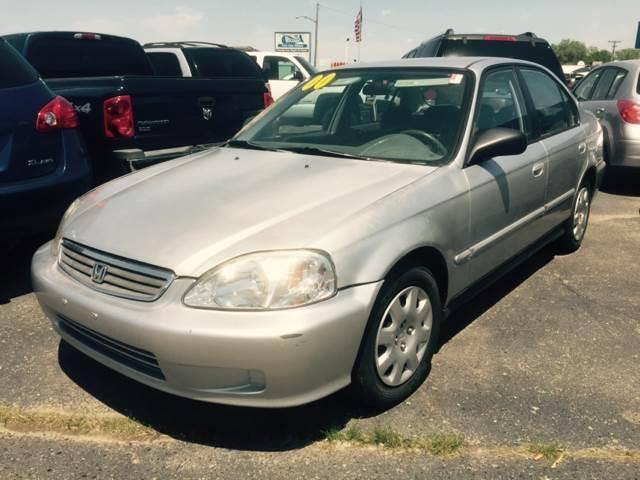 2000 Honda Civic car for sale in Detroit