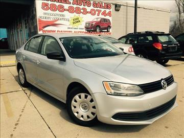 2011 Volkswagen Jetta for sale in Clinton Township, MI