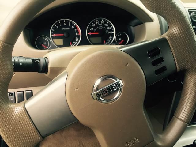 2007 Nissan Pathfinder SE Off-Road 4dr SUV 4WD - Clinton Township MI