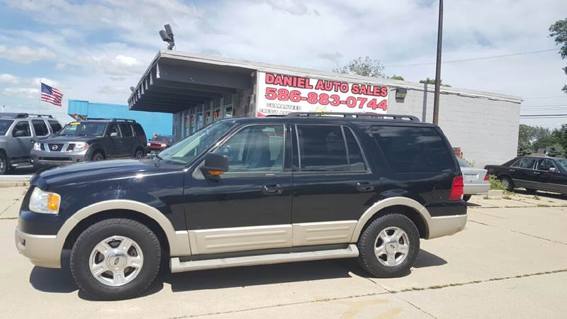2005 Ford Expedition Eddie Bauer 4WD 4dr SUV - Clinton Township MI