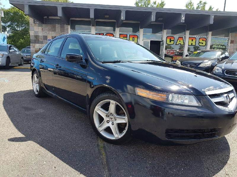 2006 Acura Tl car for sale in Detroit