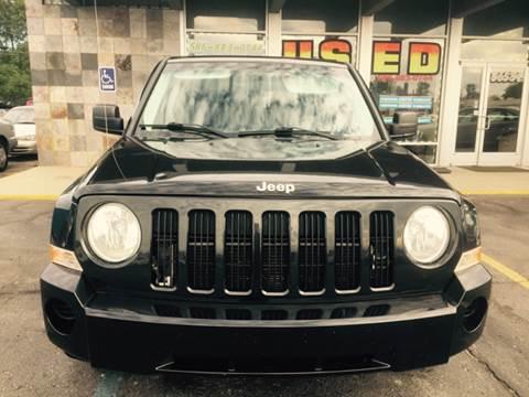 2009 Jeep Patriot for sale in Clinton Township, MI