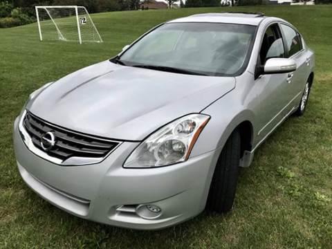 2012 Nissan Altima for sale in Clinton Township, MI