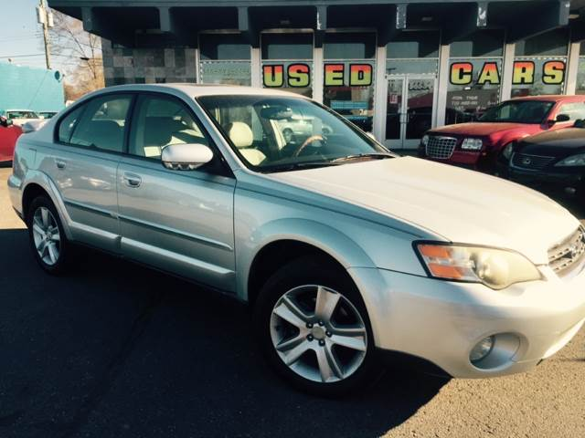 2005 Subaru Outback car for sale in Detroit