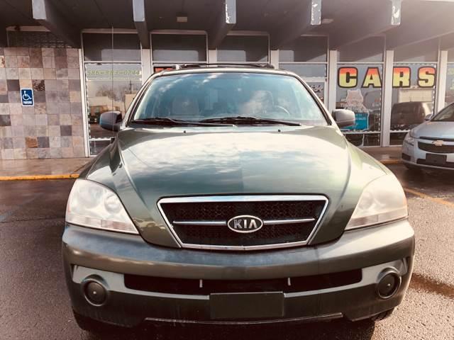2003 Kia Sorento car for sale in Detroit