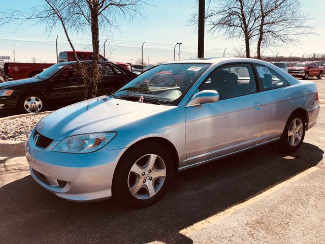 2004 Honda Civic car for sale in Detroit
