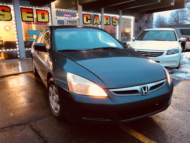 2007 Honda Accord car for sale in Detroit