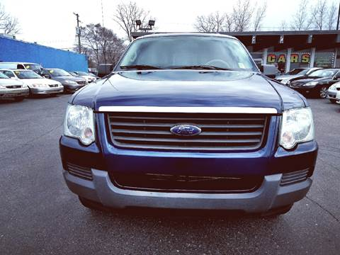 2006 ford explorer for sale in michigan for Paramount motors taylor mi