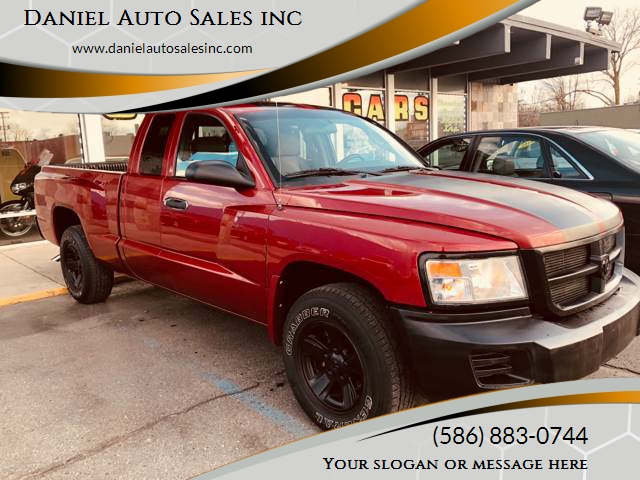 2008 Dodge Dakota car for sale in Detroit