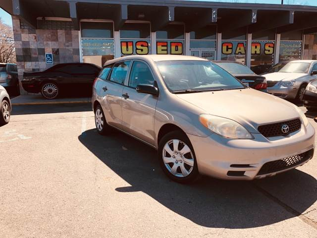 2003 Toyota Matrix car for sale in Detroit