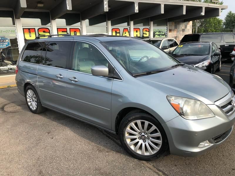 2007 Honda Odyssey car for sale in Detroit