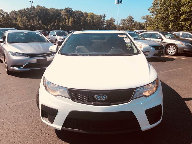2011 Kia Forte Koup For Sale At Daniel Auto Sales Inc In Clinton Township MI