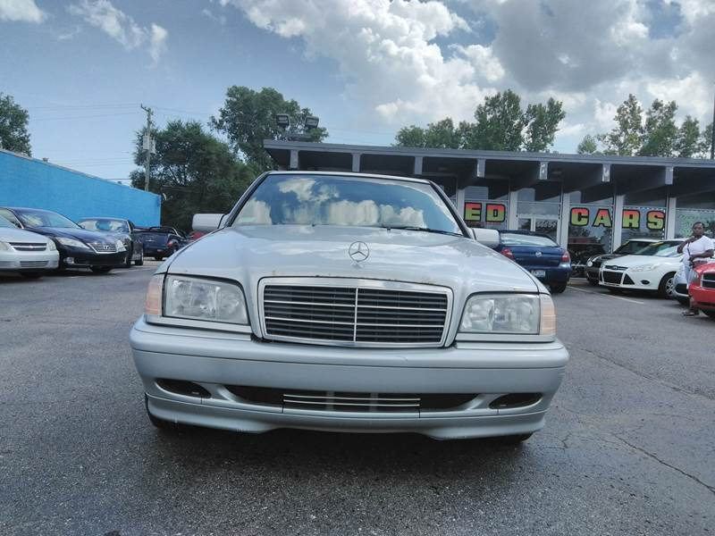 2000 Mercedes-Benz C-class car for sale in Detroit