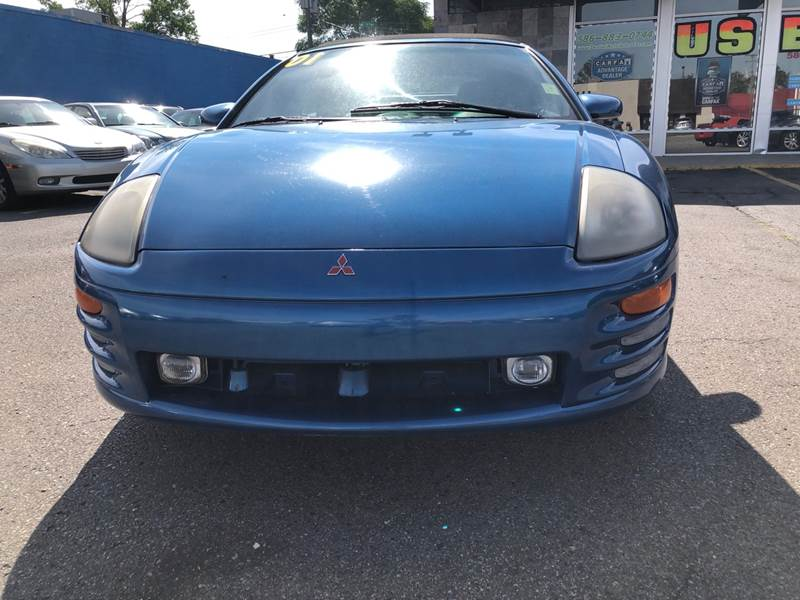 2001 Mitsubishi Eclipse Spyder car for sale in Detroit