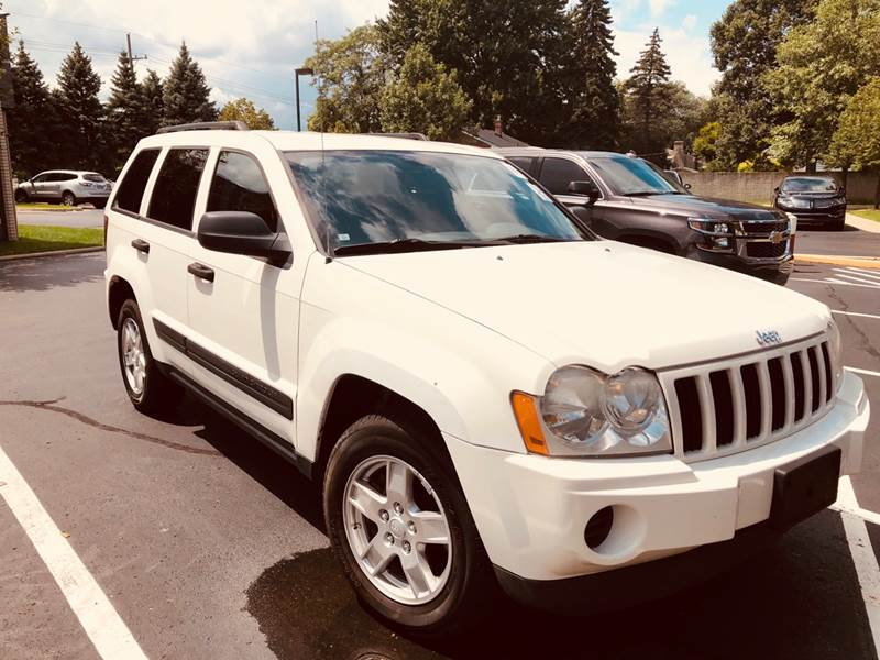 2006 Jeep Grand Cherokee car for sale in Detroit
