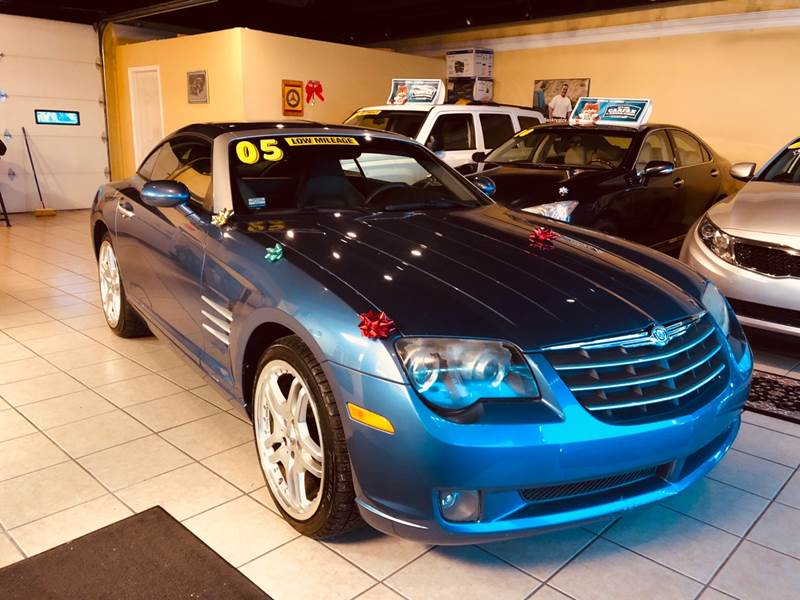 2005 Chrysler Crossfire car for sale in Detroit