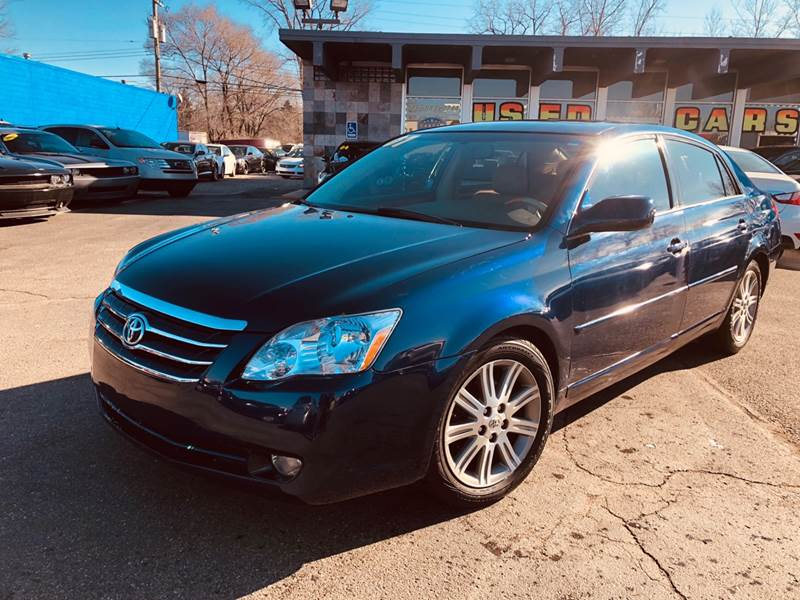 2007 Toyota Avalon car for sale in Detroit