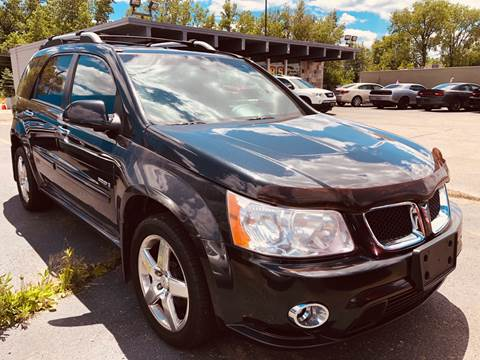 2008 Pontiac Torrent for sale in Clinton Township, MI
