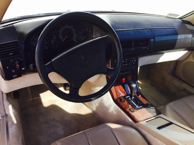 1995 Mercedes-Benz SL-Class SL500 2dr Convertible - Clinton Township MI