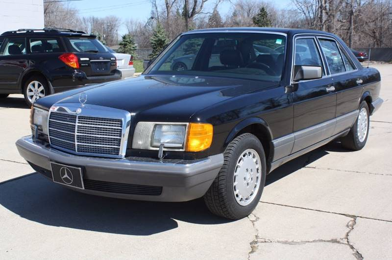 1990 Mercedes-Benz 300-class car for sale in Detroit