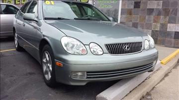 2001 Lexus GS 300 for sale in Clinton Township, MI