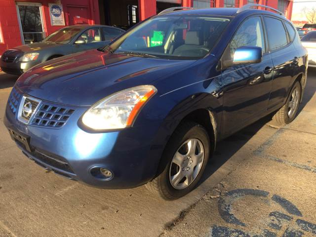 2008 Nissan Rogue AWD SL Crossover 4dr - Clinton Township MI