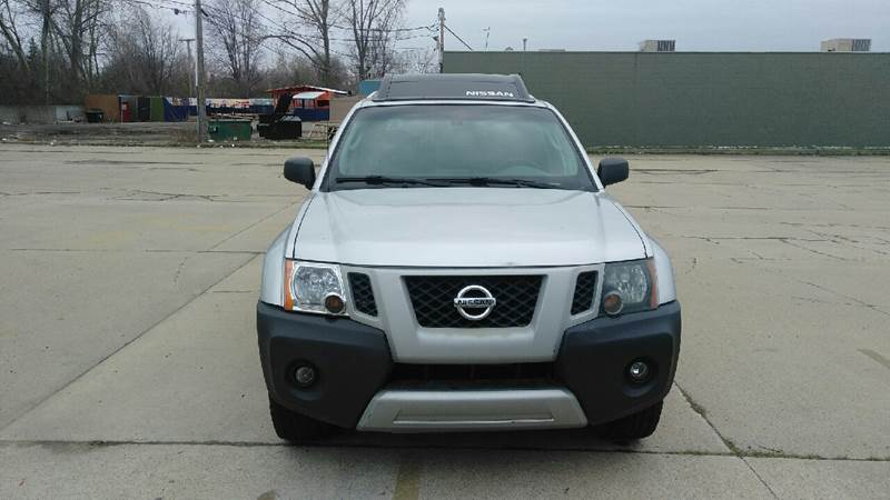 2009 Nissan Xterra car for sale in Detroit