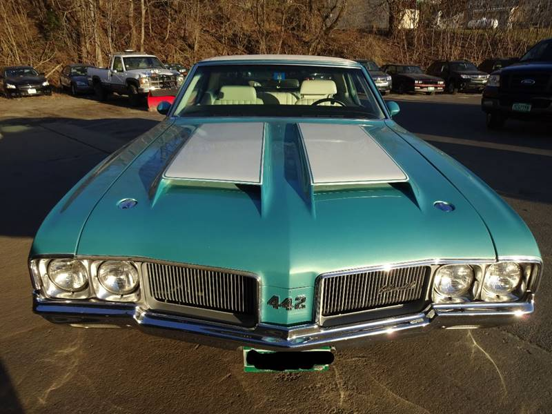 1970 Oldsmobile Cutlass for sale at MOUNTAIN VIEW AUTO in Lyndonville VT