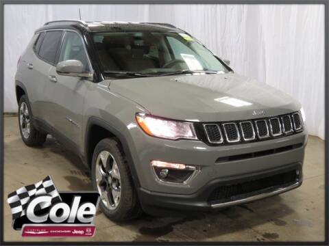 2020 Jeep Compass for sale in Kalamazoo, MI