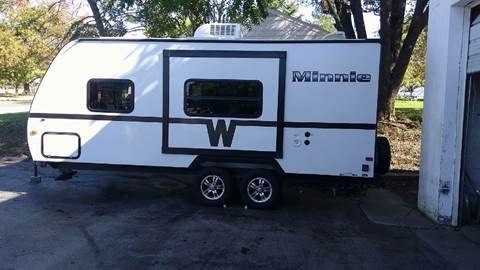 2013 Winnebago Minnie M-2101 DS