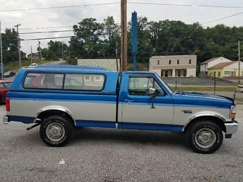 1993 Ford F-250 for sale in Roanoke, VA