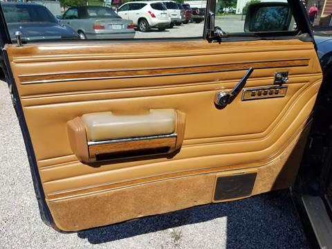 1986 Jeep Grand Wagoneer for sale in Roanoke, VA