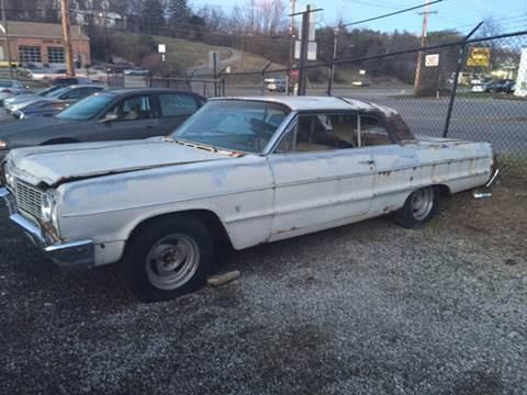 1984 Chevrolet Impala for sale in Roanoke, VA