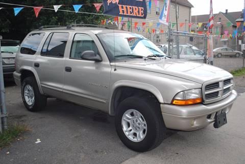 2001 Dodge Durango for sale in Elizabeth, NJ