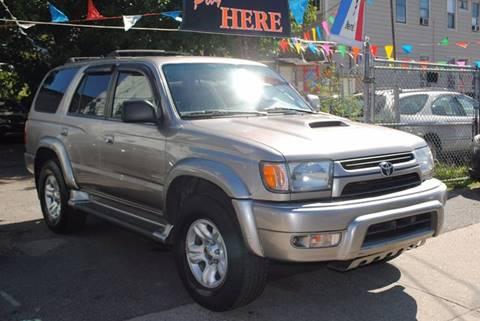 2002 Toyota 4Runner for sale in Elizabeth, NJ