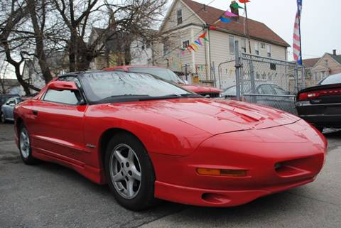 1997 Pontiac Firebird for sale in Elizabeth, NJ