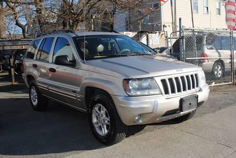 2004 Jeep Grand Cherokee for sale in Elizabeth, NJ