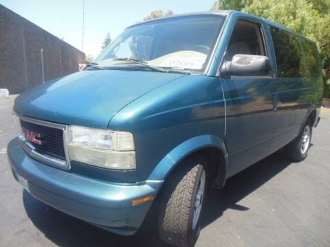2003 GMC Safari for sale in San Leandro, CA