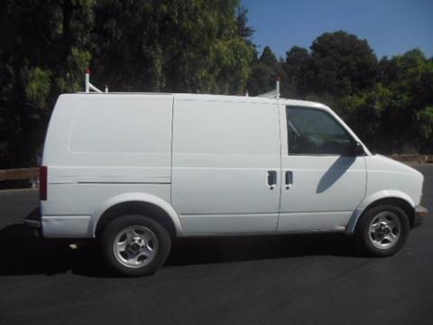 2003 GMC Safari Cargo for sale in San Leandro, CA