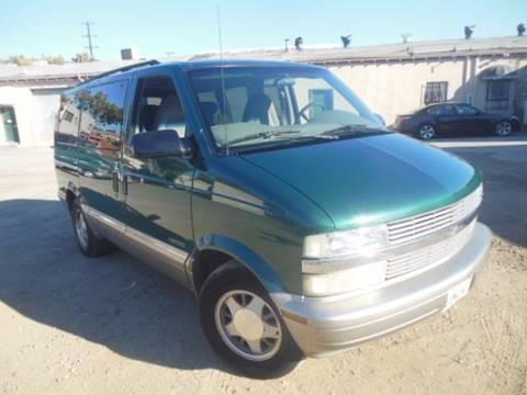 2002 Chevrolet Astro for sale in San Leandro, CA